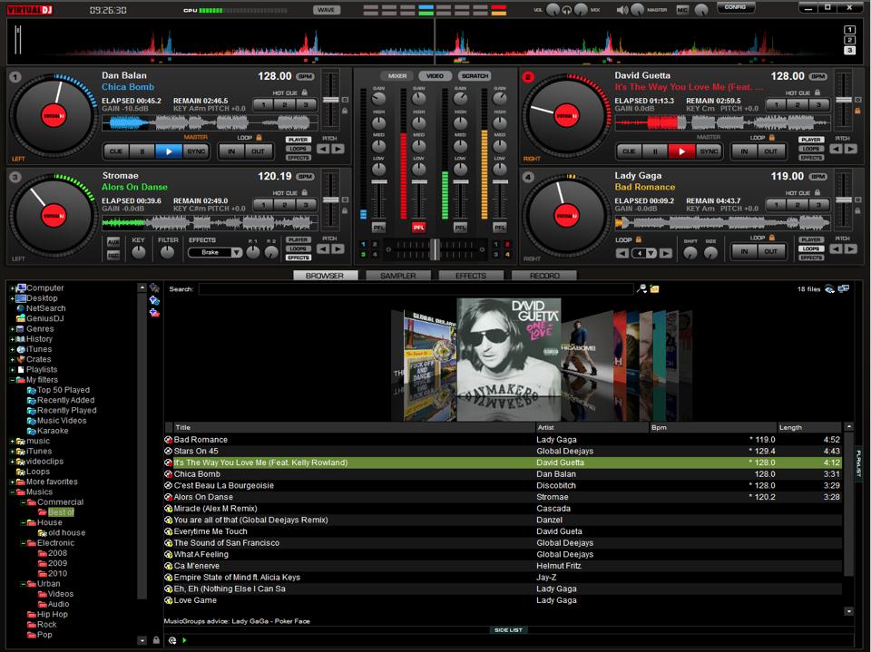 virtual dj pro 8 free download full version crack